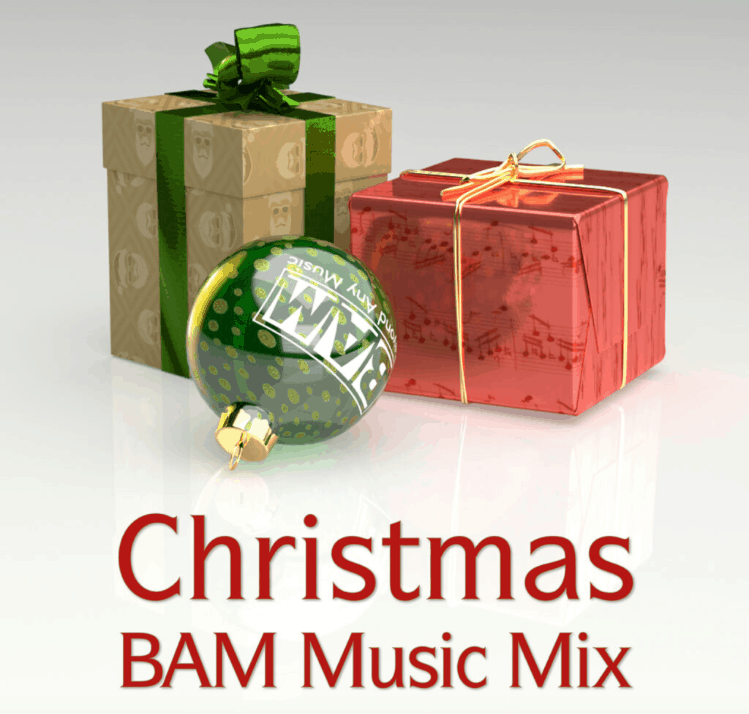 Christmas BAM Music Mix