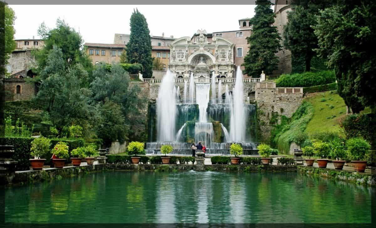 Concerto a Villa d'Este